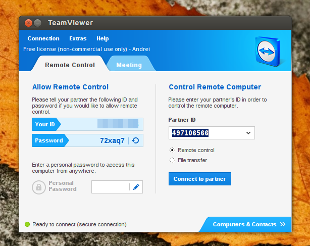 Download TeamViewer for Linux for free