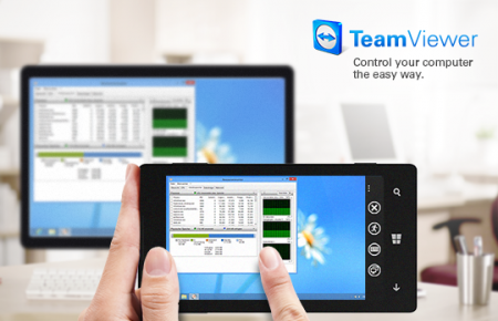 TeamViewer for Windows Phone