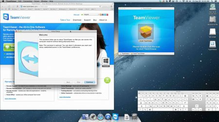 TeamViewer for Mac OS X